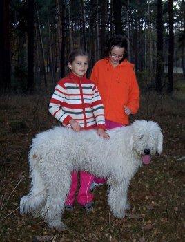 na procházce s dětmi z Kvítkova