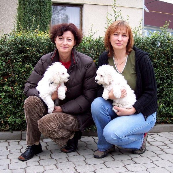 společné foto s paní Irenou Hrachovcovou